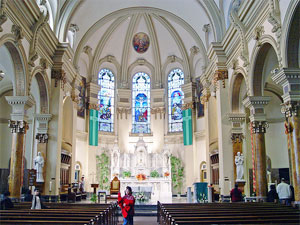 Jersey City St Aloysius 171 Churches Of The Archdiocese