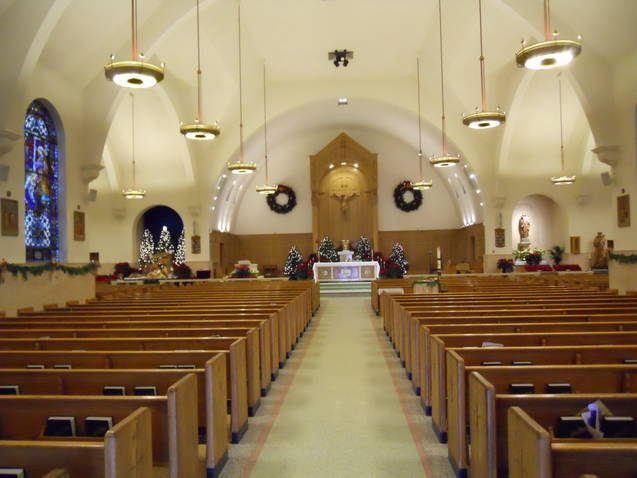 Roselle Park Assumption 171 Churches Of The Archdiocese Of