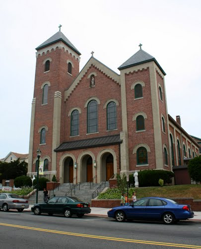 Kearny Saint Cecilia 171 Churches Of The Archdiocese Of Newark