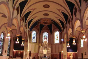 Kearny Saint Cecilia 171 Churches Of The Archdiocese Of Newark