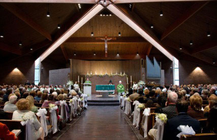 Franklin Lakes Most Blessed Sacrament 171 Churches Of The