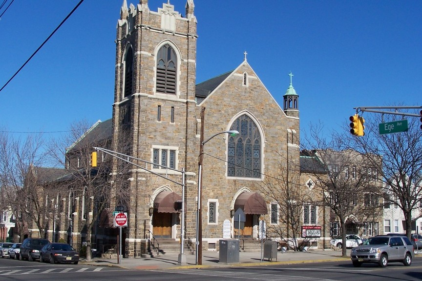 Jersey City Our Lady Of Victories 171 Churches Of The
