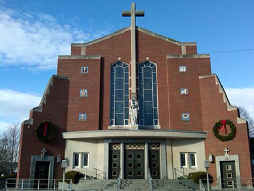 Fair Lawn Saint Anne 171 Churches Of The Archdiocese Of Newark
