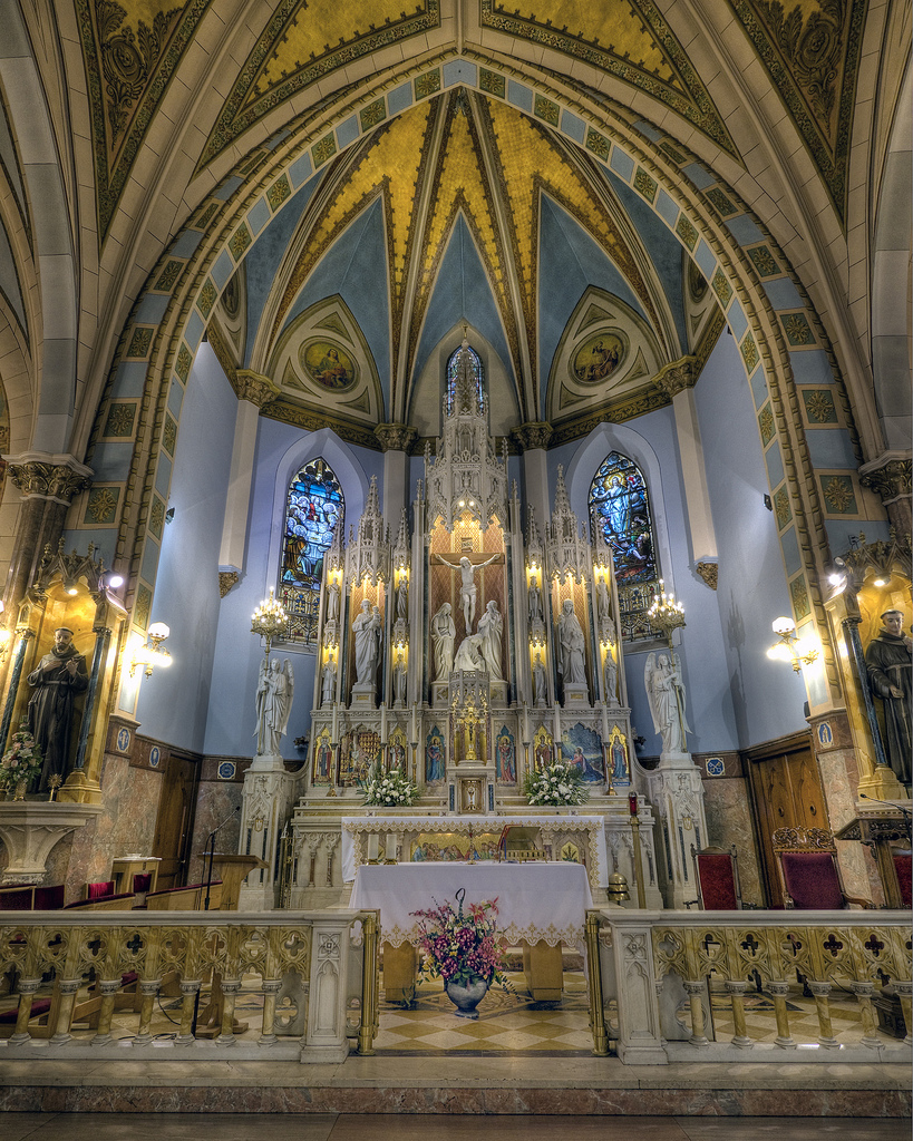 Jersey City St Anthony Of Padua 171 Churches Of The
