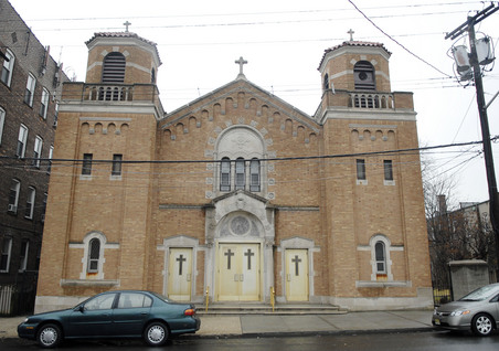 Jersey City Our Lady Of Sorrows 171 Churches Of The