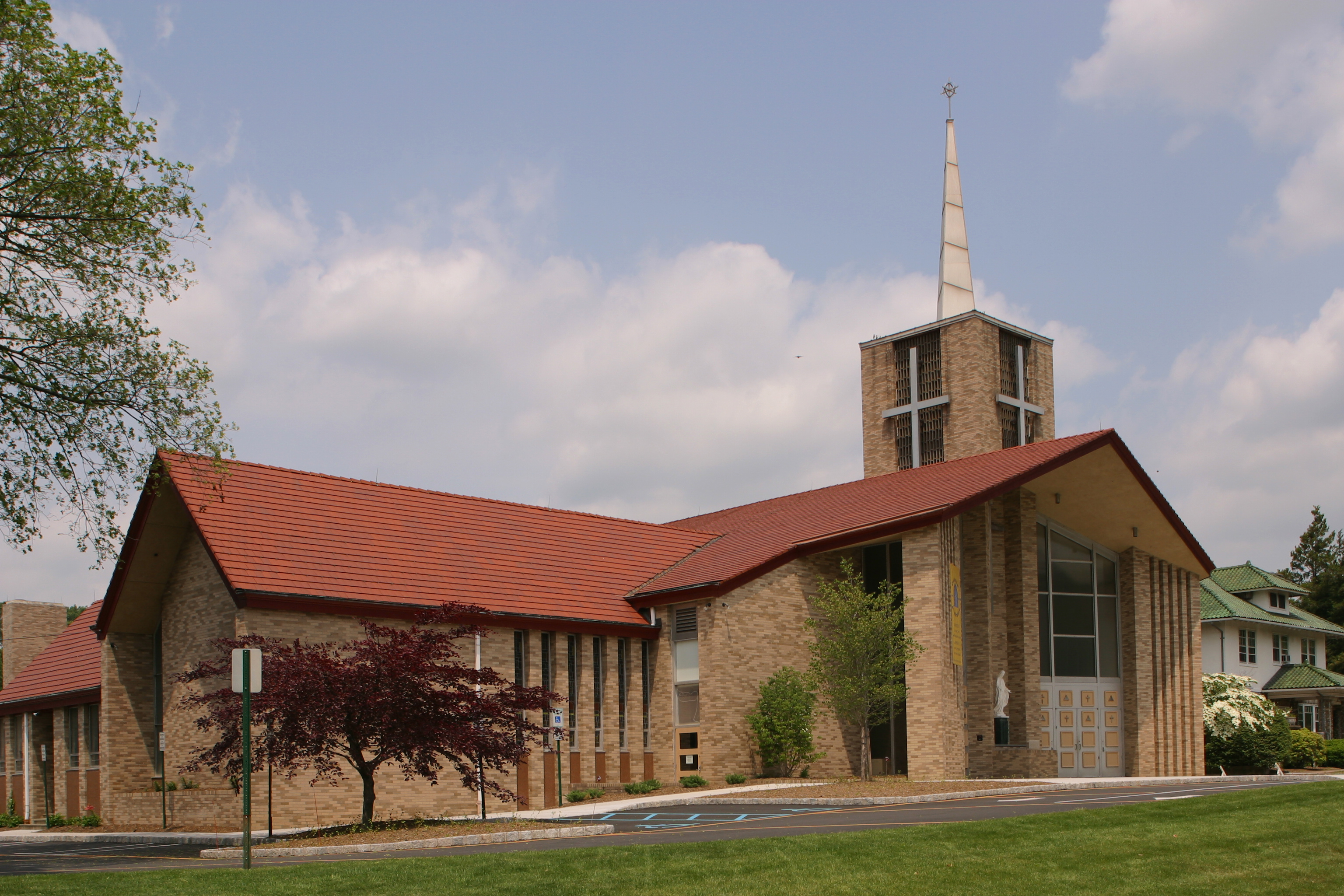 Park ridge our lady of mercy st mary churches of for Park ridge
