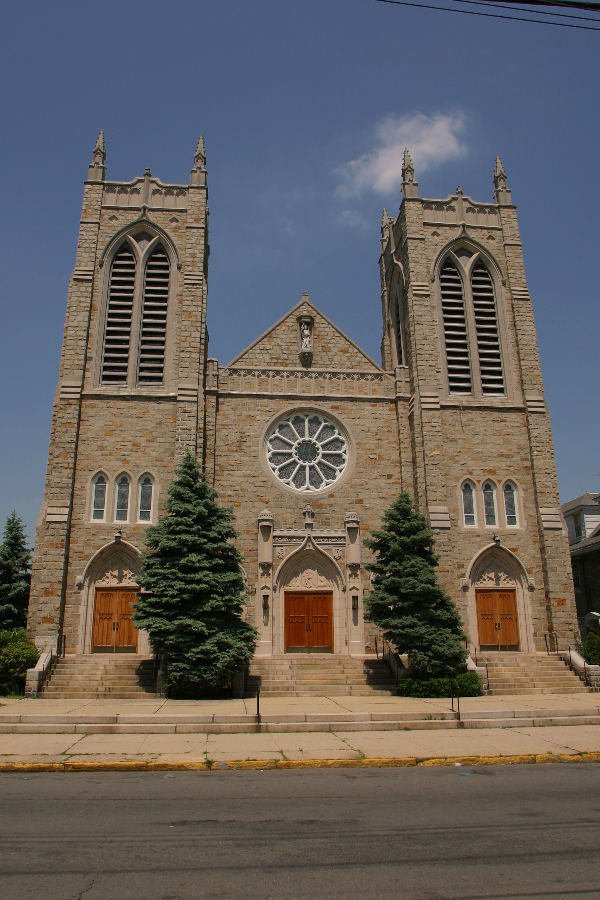 Irvington Saint Leo Churches Of The Archdiocese Of Newark