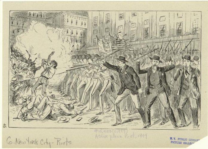 Astor Place Riot