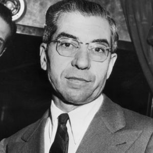 "A classic rags-to-riches with a twist, Salvatore ""Lucky"" Luciano was a Sicilian immigrant who climbed the ladder of career criminal to the top, building a national empire."