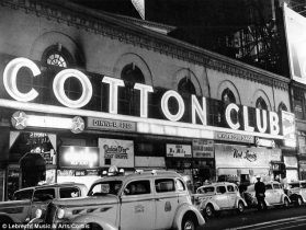 The Cotton Club in the 1920s
