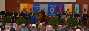 Faculty Convocation 2013