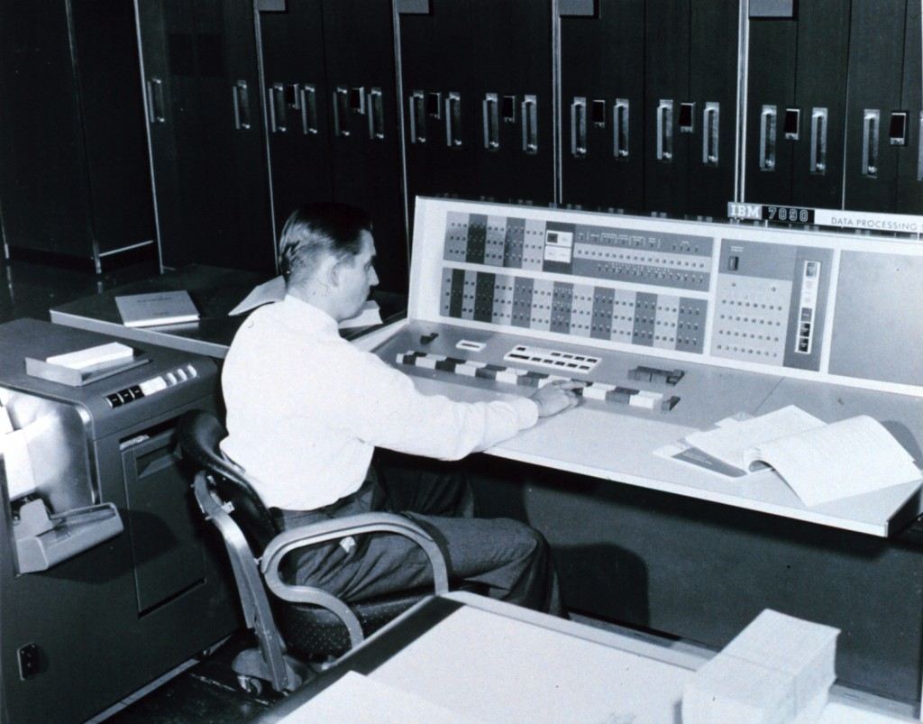 IBM Computer Technician