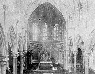 Renovation St Patrick S Pro Cathedral
