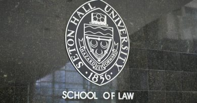 Courtesy of Seton Hall University School of Law