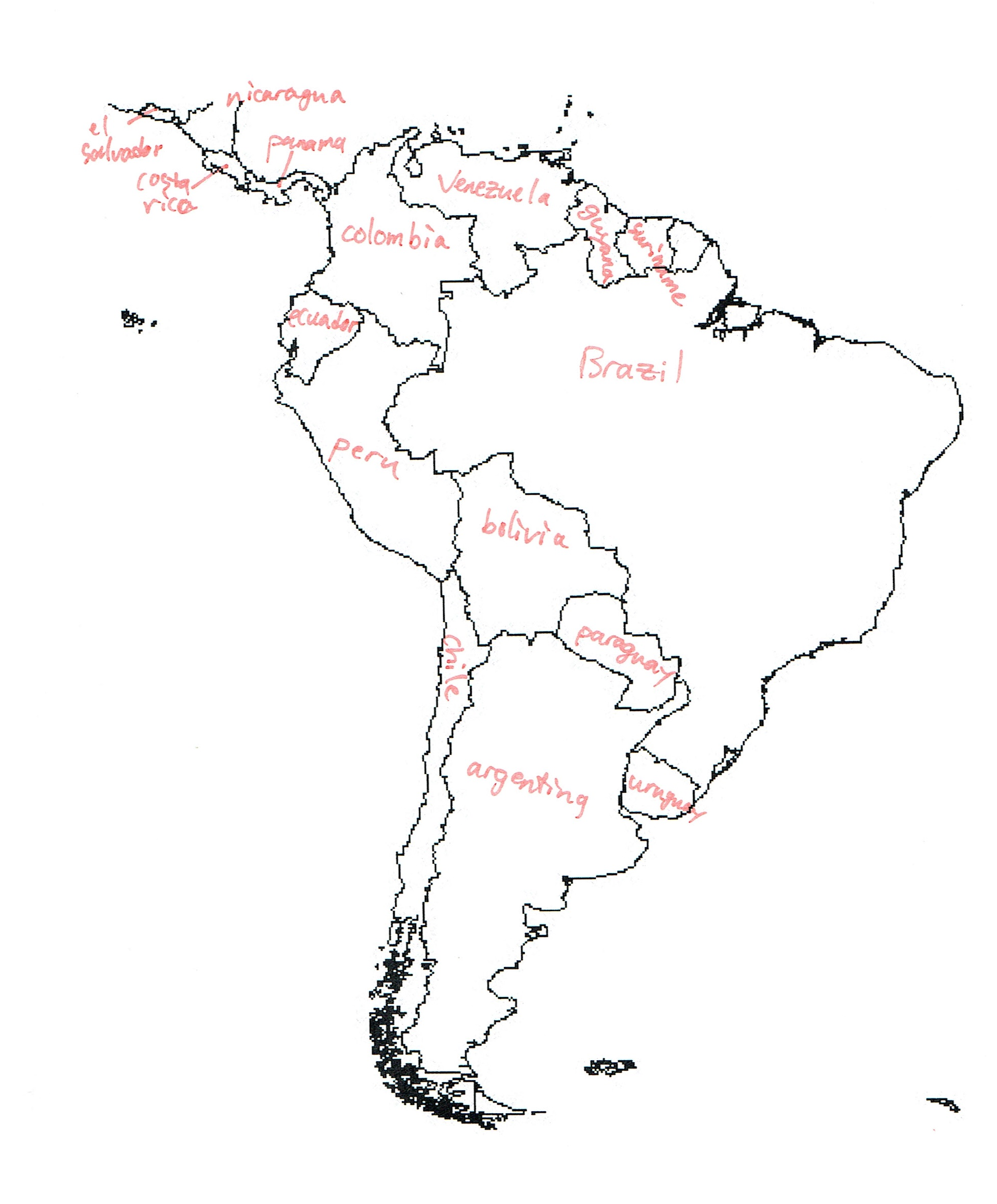 Picture of: Here S What Happened When Diplos Took The Blank Map Challenge The Diplomatic Envoy