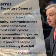 NOTE: This column was written by Professor Martin Edwards. We're nearing the end of Secretary-General Guterres first 100 days. How is he doing? He took office under daunting circumstances. With […]