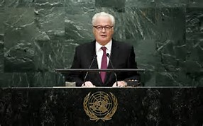 Professor Hugh Dugan remembers the Russian Ambassador to UN Vitaly Churkin
