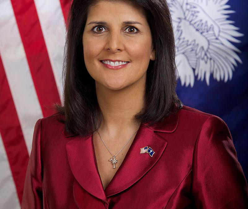 Ambassador Haley at Capitol Hill Hearings on 28 June 2017