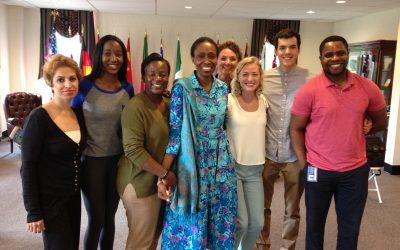 Ambassador Dessima Williams on SDG Implementation