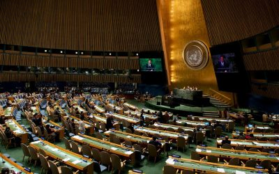 UN General Assembly Side Events 2017