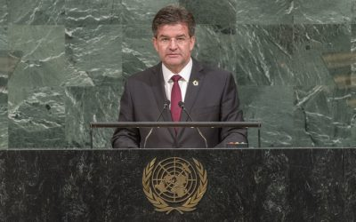 ACCEPTANCE SPEECH BY H.E. MR. MIROSLAV LAJČÁK UPON HIS ELECTION AS PRESIDENT OF THE 72ND SESSION OF THE UN GENERAL ASSEMBLY