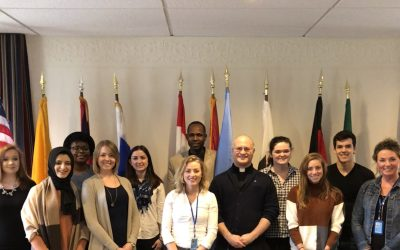 SHU School of Diplomacy Names New UN Youth Reps and Digital Reps