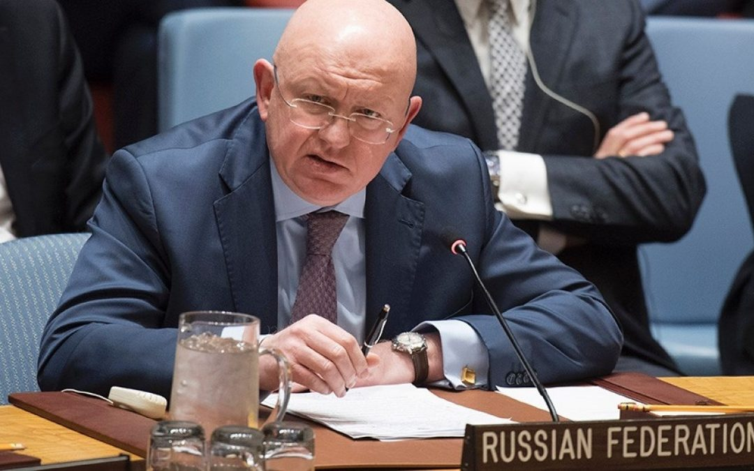 Russia's Chess Diplomacy at the UN Security Council Leaves US, Allies Frustrated