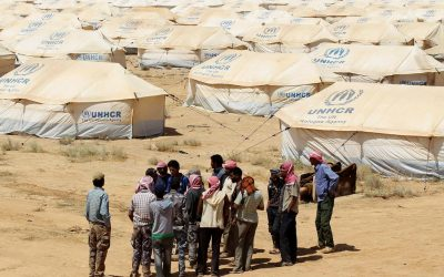 New Blog Series to Highlight Student Research on Refugee Crisis