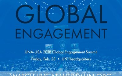 UNA-USA Global Engagement Summit 2018