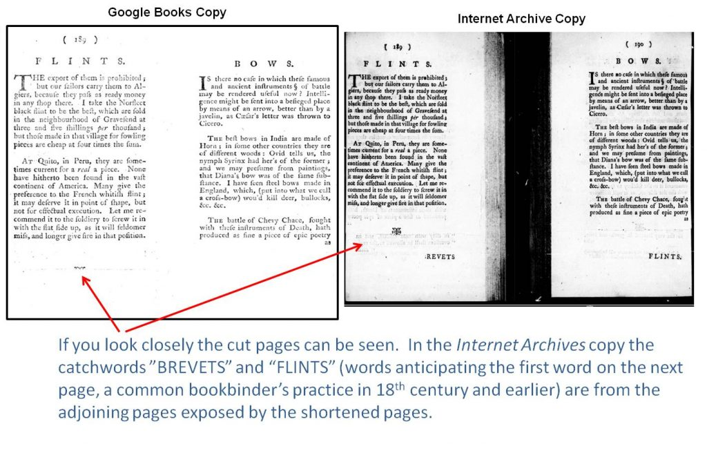 Donlkin Book pages 189-190