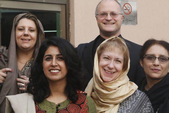 2017 UPIC Delegation Visits Pakistan