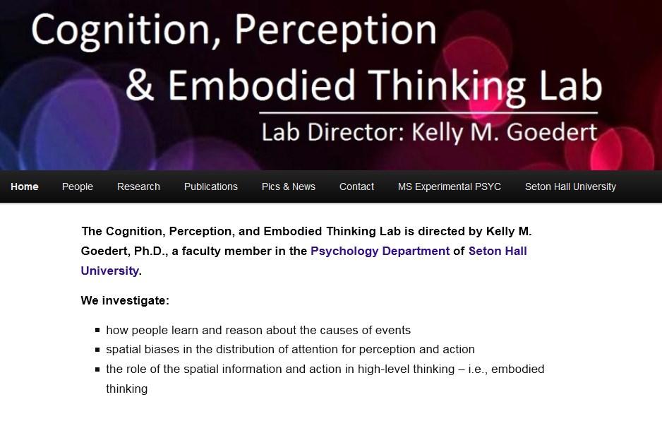 Cognition Lab