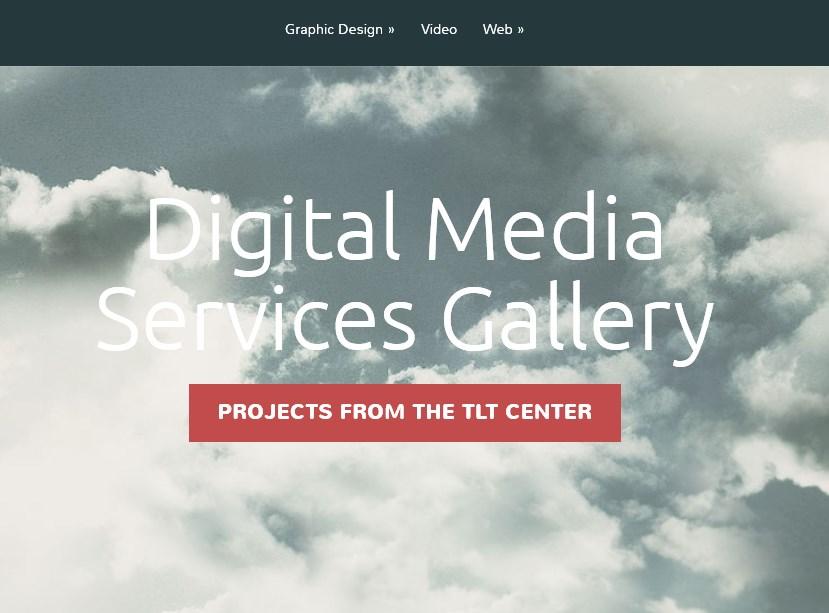 Digital Media Services Gallery