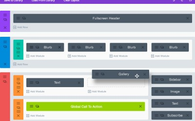 The Divi Builder Plugin