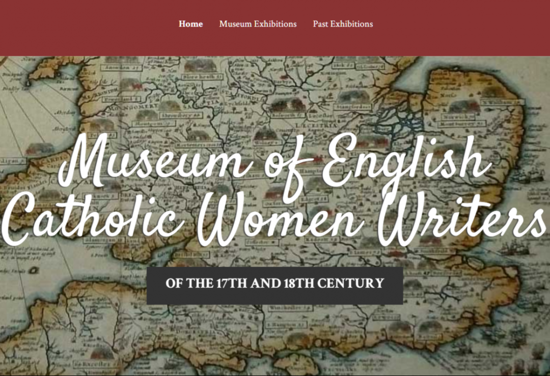 Museum of English Catholic Women Writers