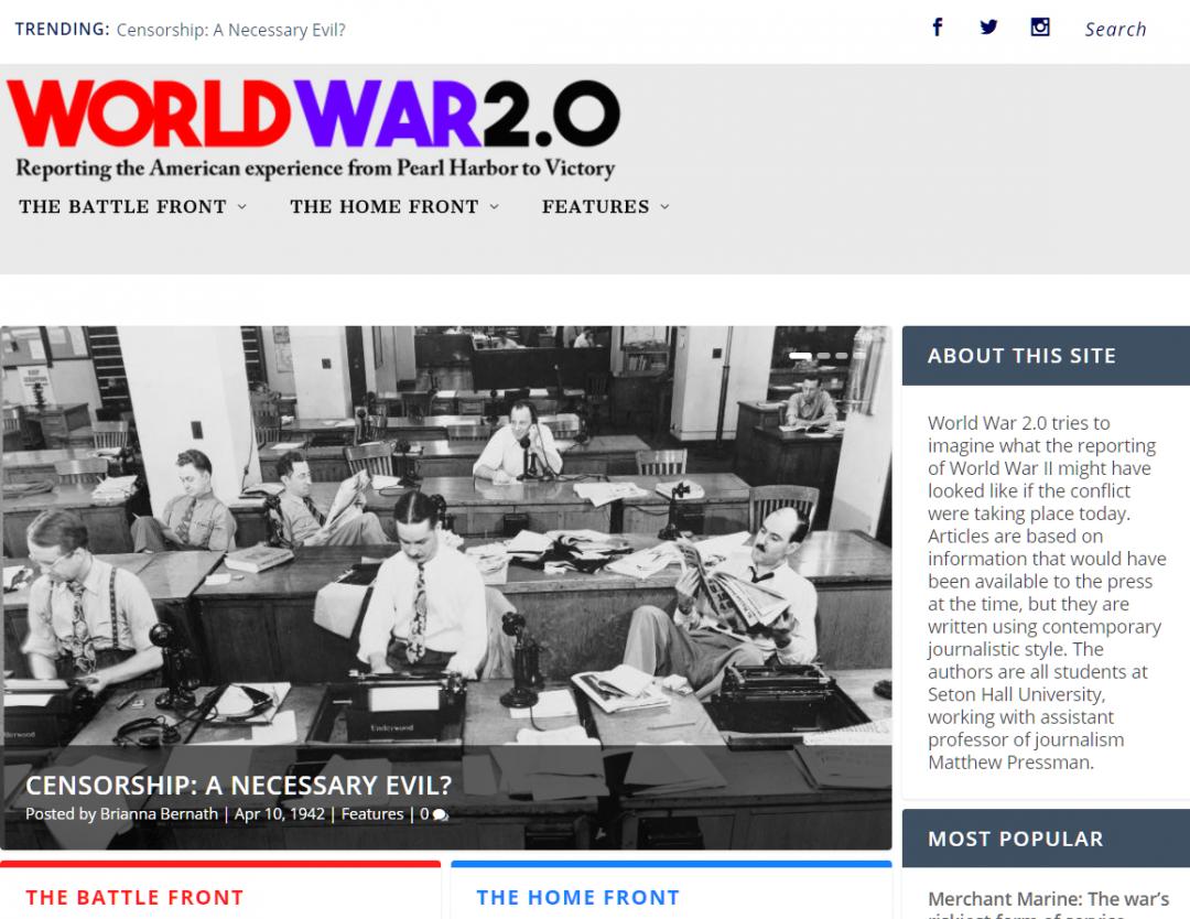 World War 2.0