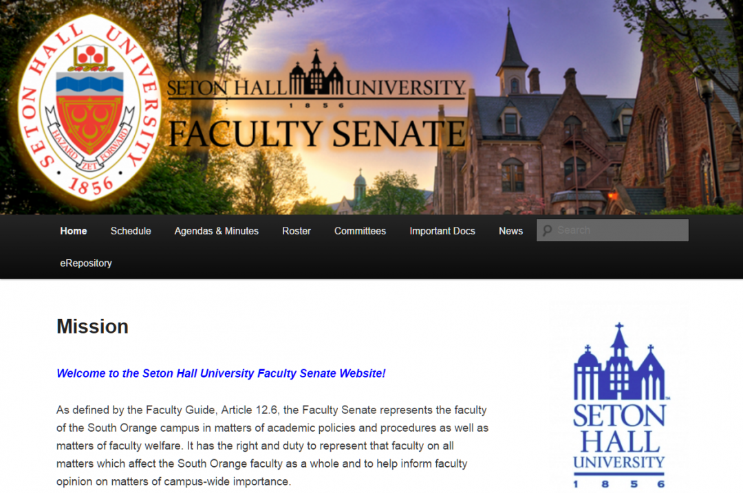 Faculty Senate