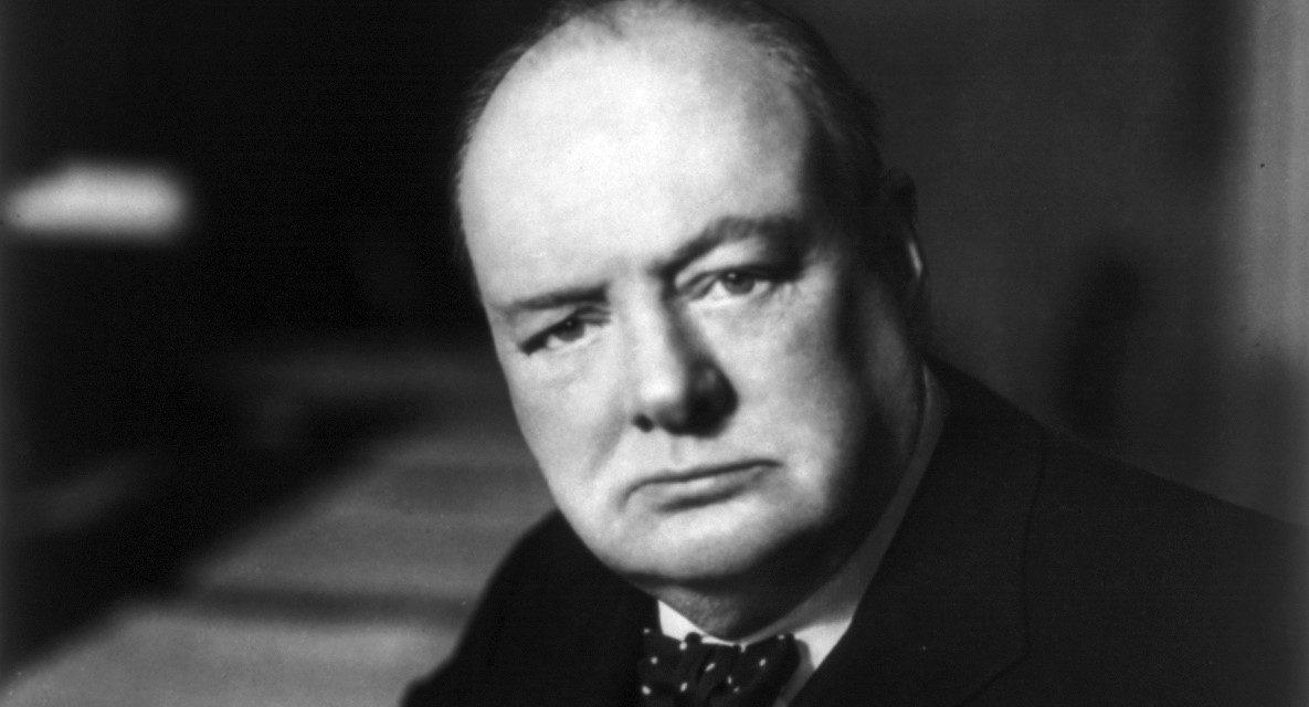 Churchill Predicts Success, Urges Postwar Allied Coalition