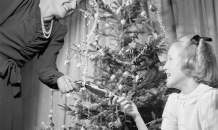 Holiday spirit prevails amid wartime strife