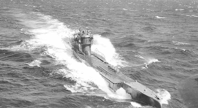 U.S. ships torpedoed by enemy submarine off Virginia