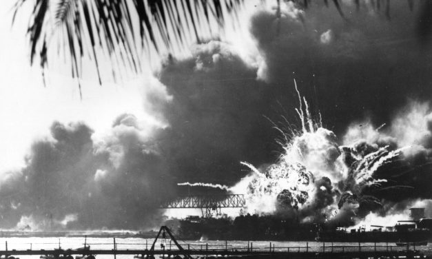 A Marine's journey from New Jersey to Pearl Harbor