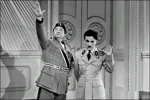 Chaplin's 'The Great Dictator' Remains a Hit