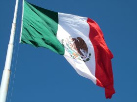 President of Mexico, Manuel Ávila Camacho, declared war on the axis powers on May 22. From Pixabay.