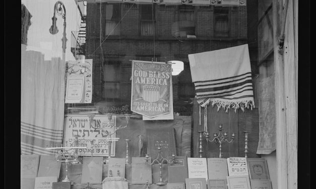 Jewish organizations hold anti-Nazi Rally at Madison Square Garden