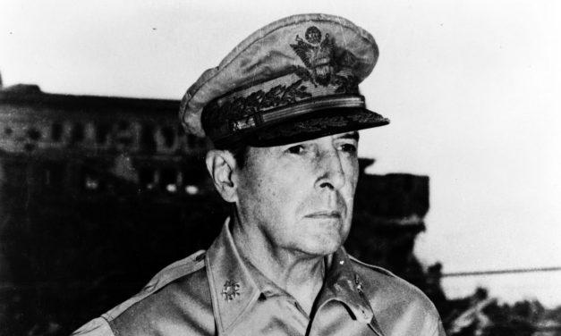 MacArthur Leaves Philippines to Defend Australia