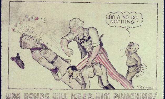 War bond rallies helping to fund Allies' fight