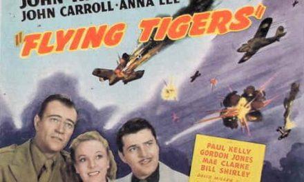 New John Wayne Film Dramatizes American Pilots' Heroics