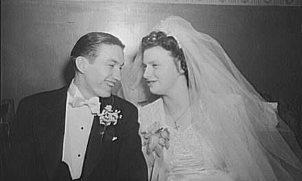 Wartime weddings: Atypical is the new typical