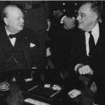 U.S. and Britain Demand Unconditional Surrender at Casablanca Conference