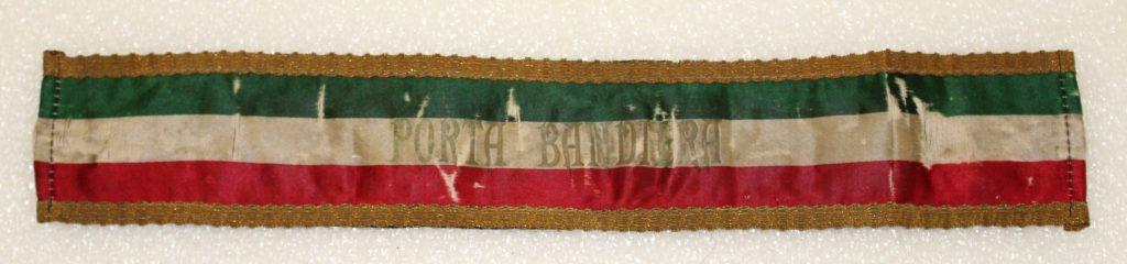 Image of Porta Bandera armband.